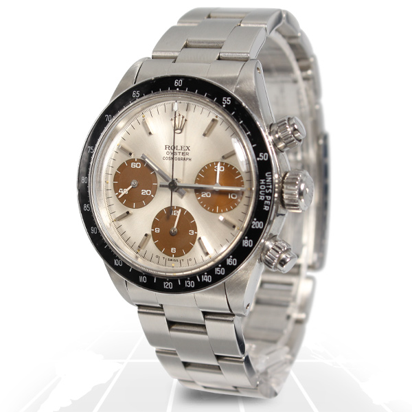 Rolex Cosmograph Daytona Tropical 6263 Latest Watches