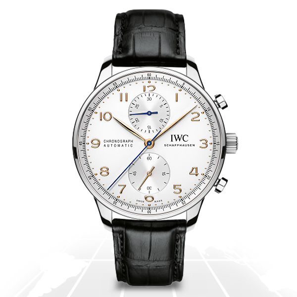 Iwc	Portugieser Chronograph	Iw371445 A.t.o Watches