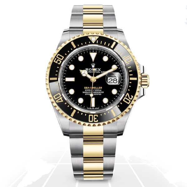 Rolex	Sea-Dweller	126603 A.t.o Watches