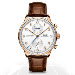 Iwc	Portugieser Chronograph	Iw371480 A.t.o Watches