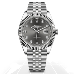 Rolex	Datejust 41	126334 A.t.o Watches