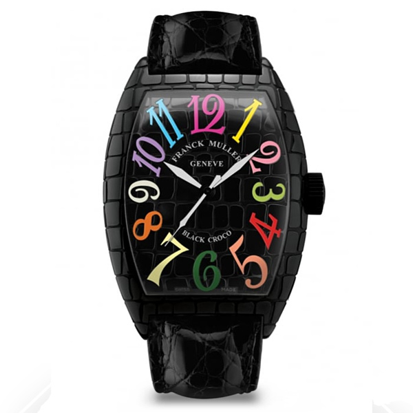 Franck Muller	Casablanca Black Steel Color Dream	8880 Sc Blk Cro Col Drm Ac A.t.o Watches