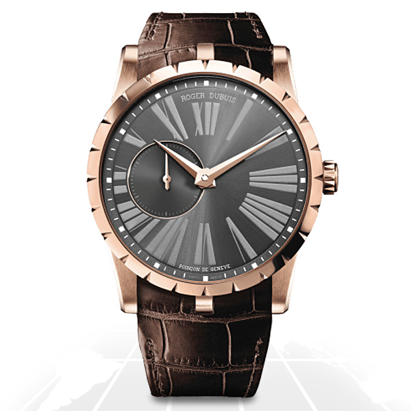 Roger Dubuis	Excalibur	Rddbex0352 A.t.o Watches