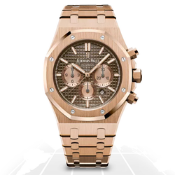 Audemars Piguet	Royak Oak Chronograph 41Mm	26331Or.oo.1220Or.02 A.t.o Watches