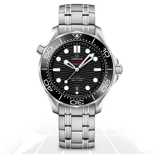 Omega Seamaster Diver 300 210.30.42.20.01.001 A.t.o Watches