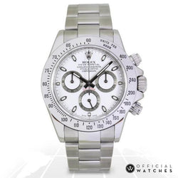 Rolex Cosmograph Daytona 116520 Luxury Watches
