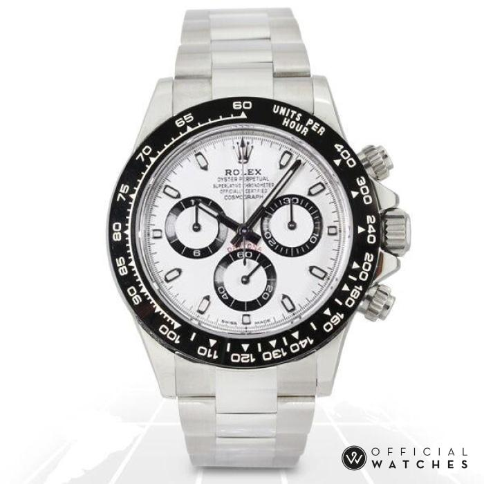 Rolex Cosmograph Daytona 116500Ln Luxury Watches
