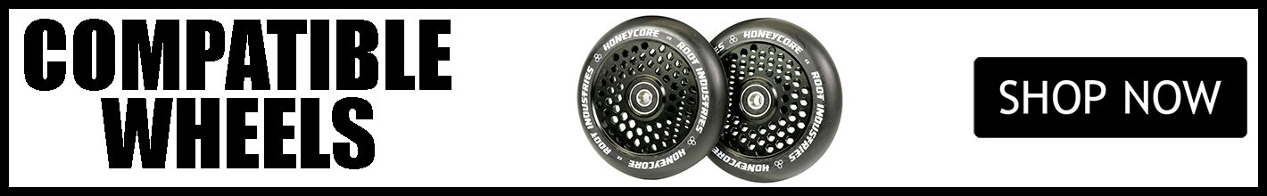 Compatible Scooter Wheels