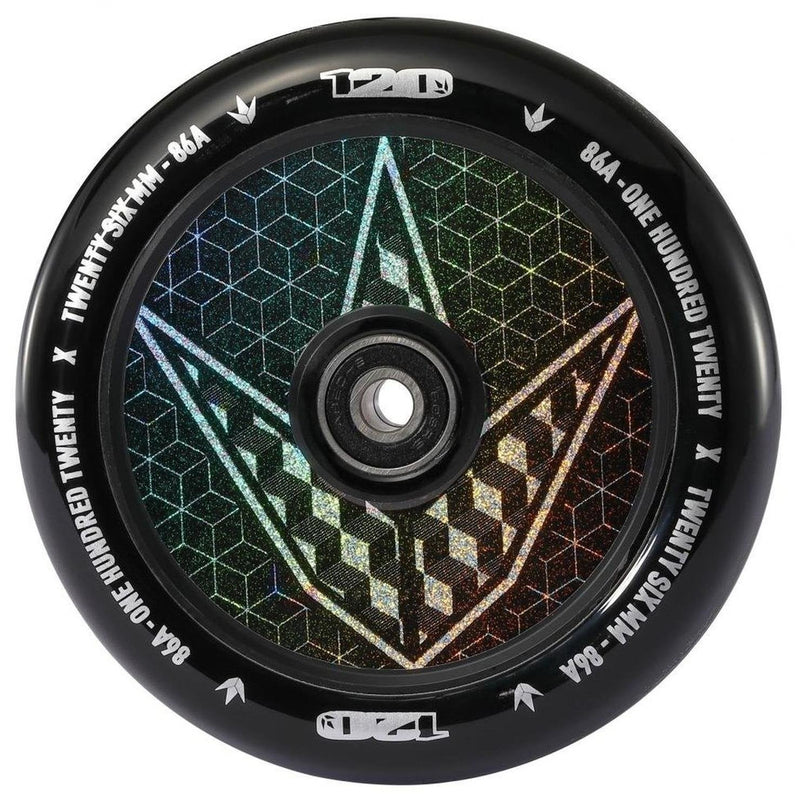 Envy Hologram Hollow Core Wheels 110mm