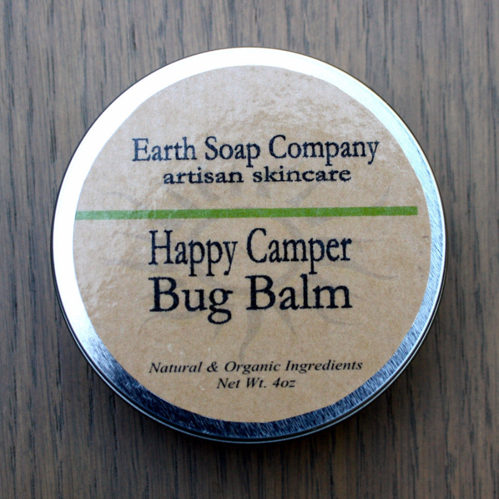 Happy Camper Bug Balm
