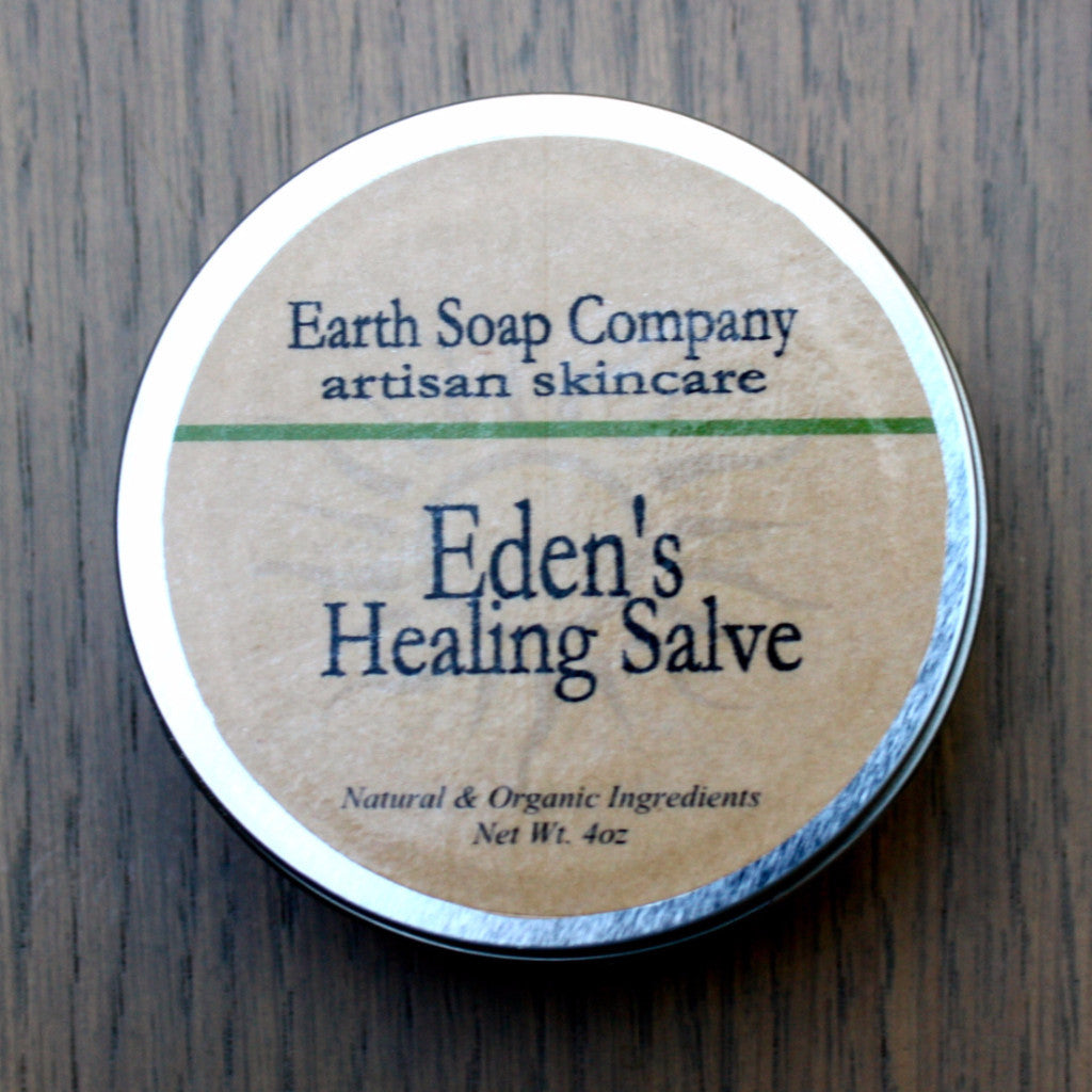 Eden's Herbal Healing Salve