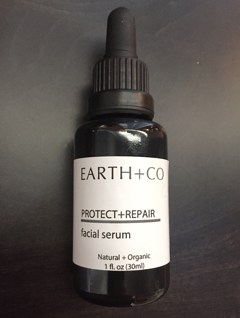 Protect + Repair Plant Based Facial Serum