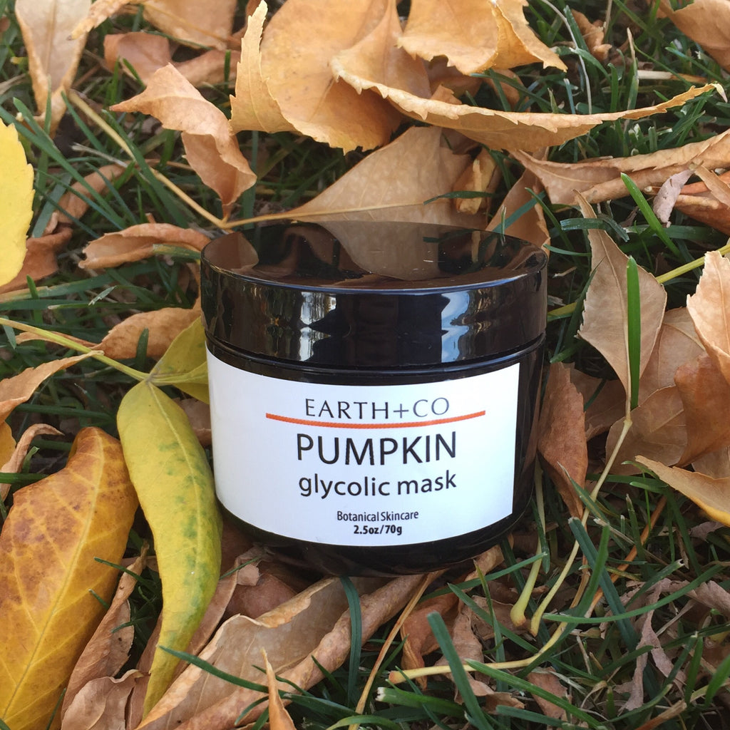 Pumpkin Glycolic Facial Mask