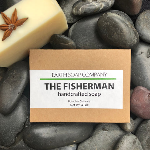 The Fisherman Soap