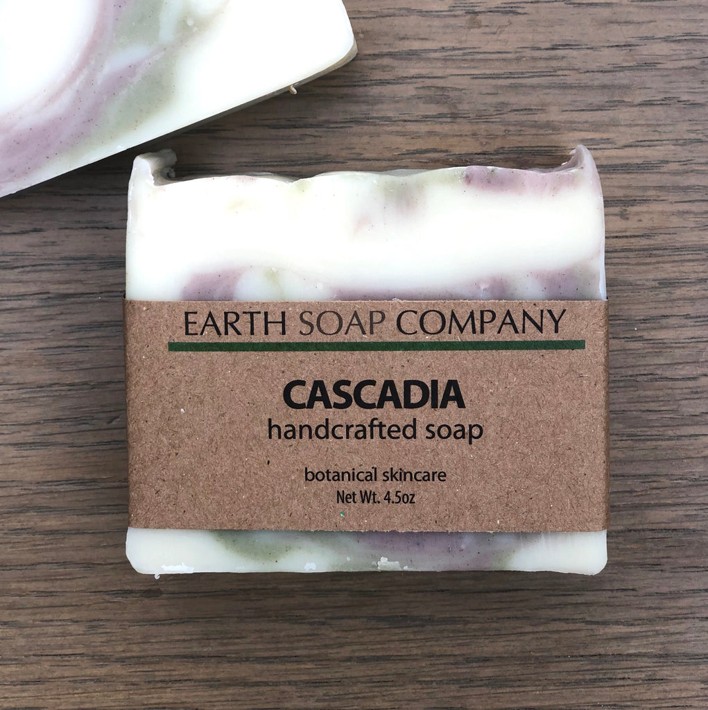 Handcrafted artisan soap