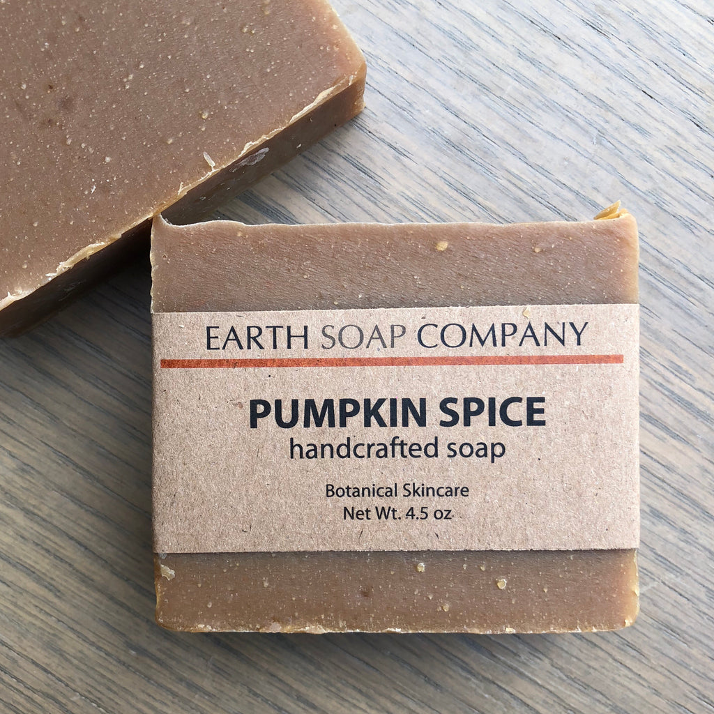 Handcrafted Pumpkin Spice Soap