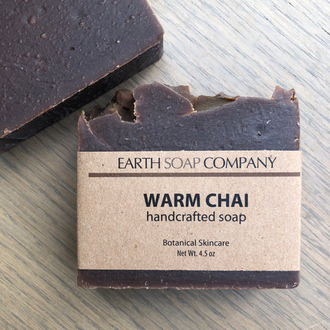 Warm Chai Soap