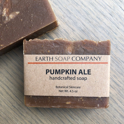 Pumpkin Ale Soap