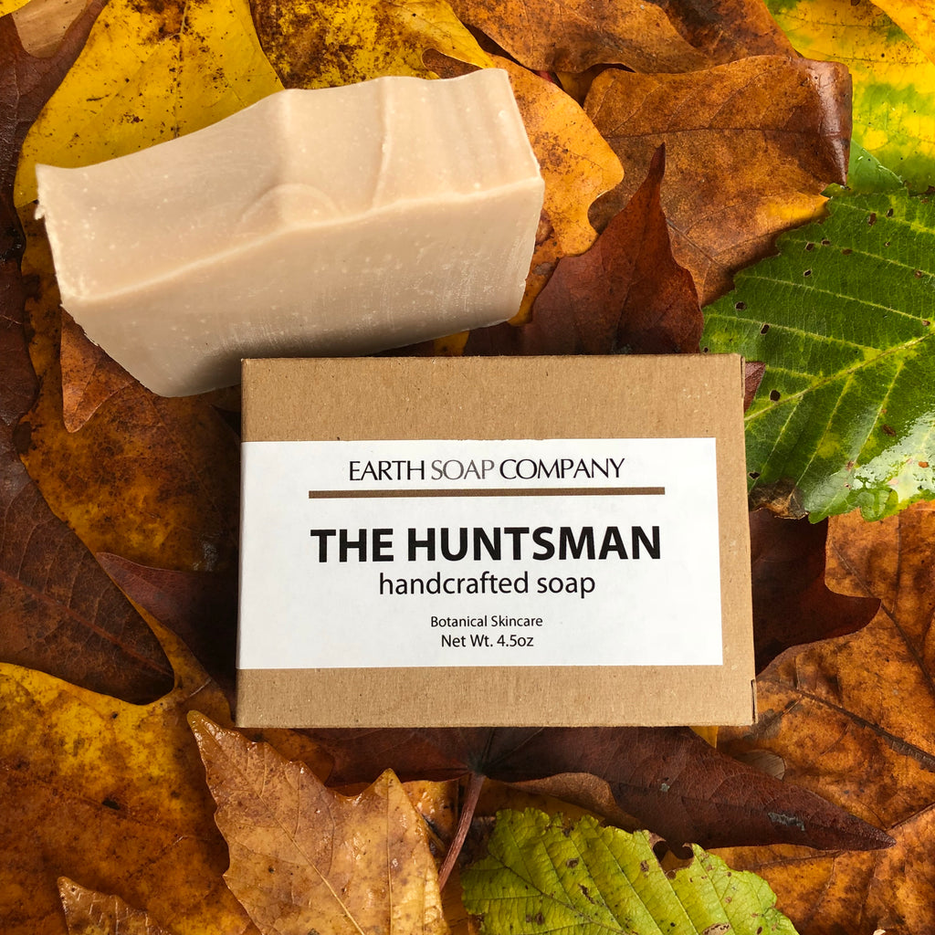 The Huntsman, Hunter's Soap for men