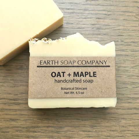 Oat + Maple Soap