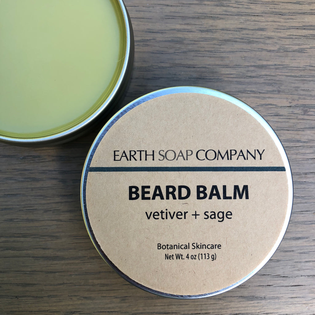 Beard Balm - Vetiver + Sage