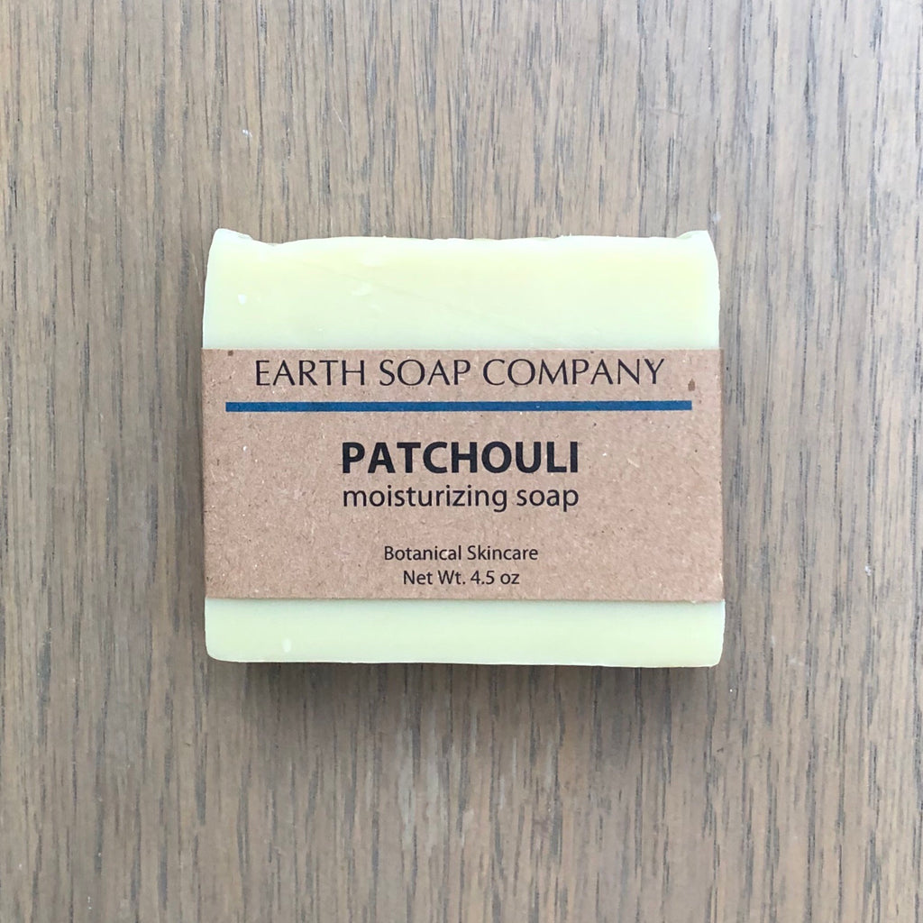 Premium Dark Patchouli Soap