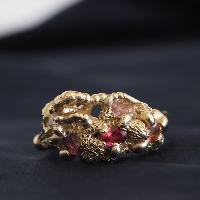 Tailored Rockpool Ring