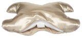 Le Grand Pillow Satin Champagne met afneembare hoes