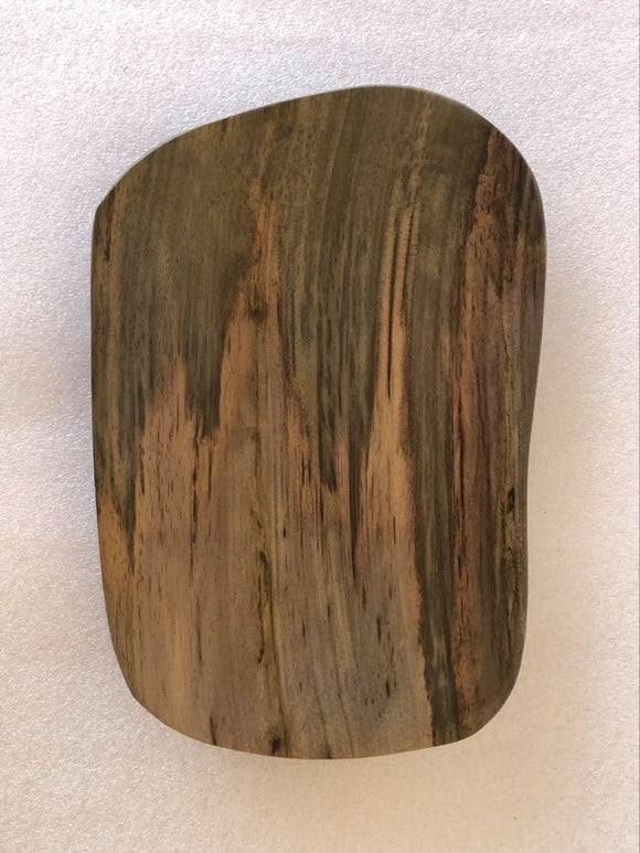 Handmade Serving Platter from local Burau wood - Rounded Edges - Medium