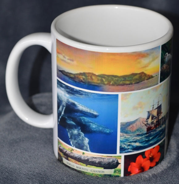 Pitcairn Island Coffee Mug - All In