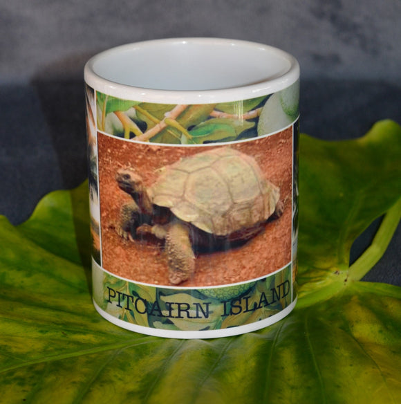 Pitcairn Island Coffee Mug - Ms T
