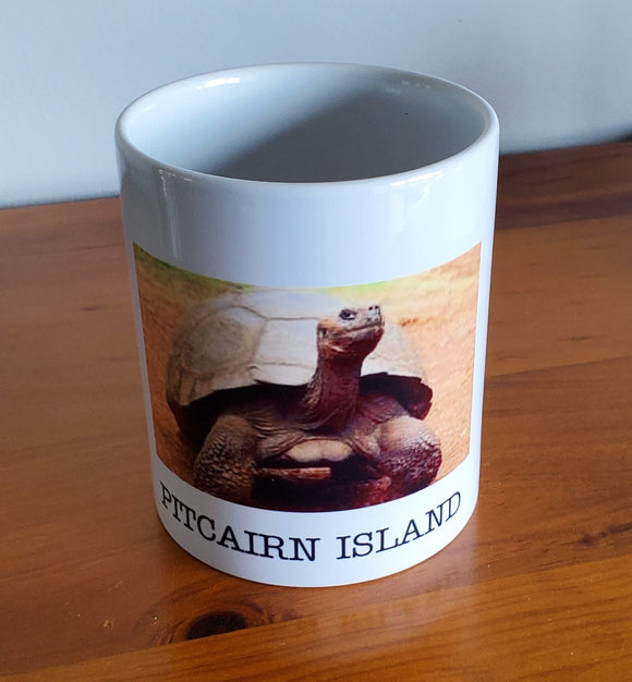 Pitcairn Islands Coffee Mug - Ms T