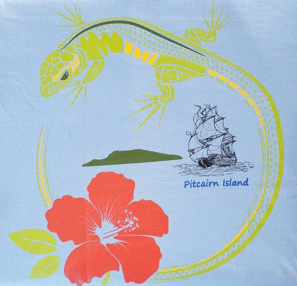 Chemise Pitcairn Island T. - All Things Pitcairn