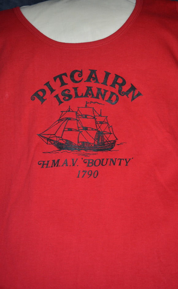 Pitcairn Island branded clothing