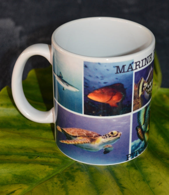 Pitcairn Island branded Coffee Mug