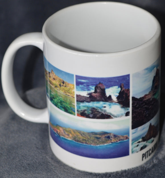 Pitcairn Island Coffee Mug - St Paul's Pool