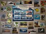 Pitcairn Island Stamp Collection