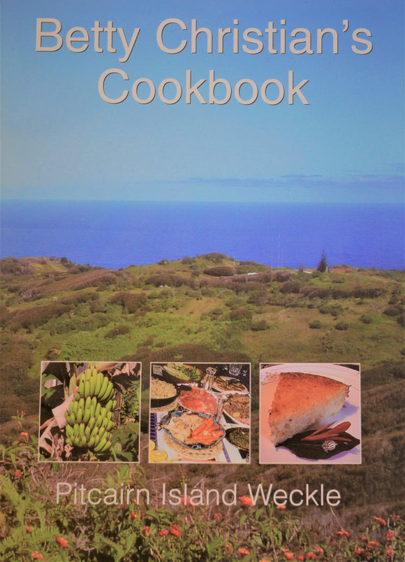 Betty Christian's Recipe Book