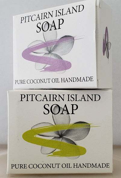 Handmade Coconut Oil Soap Lime or Lavender - 3 for $14