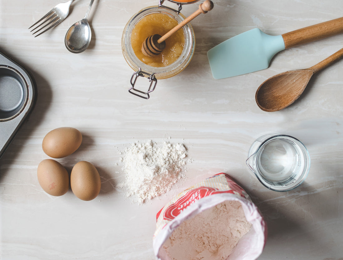 Chef Joni Manes' Top 5 Healthy Baking Substitutions