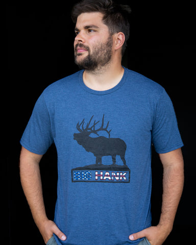 PATRIOTIC BIG HANK T-Shirt