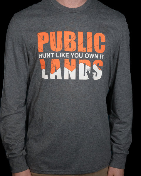 *NEW* CELEBRATE PUBLIC LANDS T-shirt