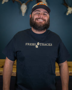 FRESH TRACKS CREW T-Shirt