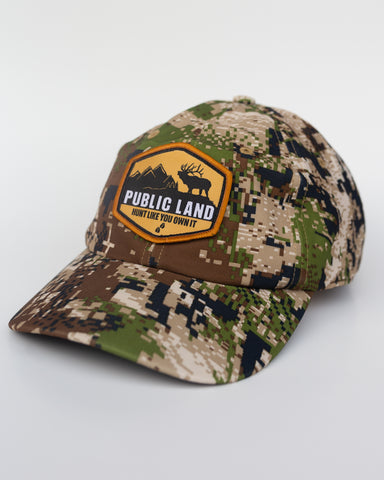SPECIAL EDITION Public Lands SITKA Hat