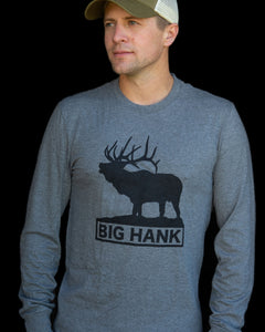 BIG HANK Long Sleeve T-Shirt