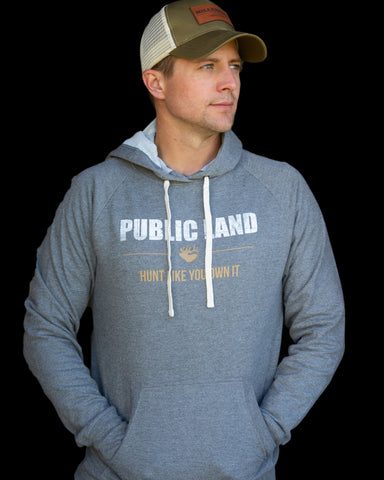HUNT LIKE YOU OWN IT Hoodie