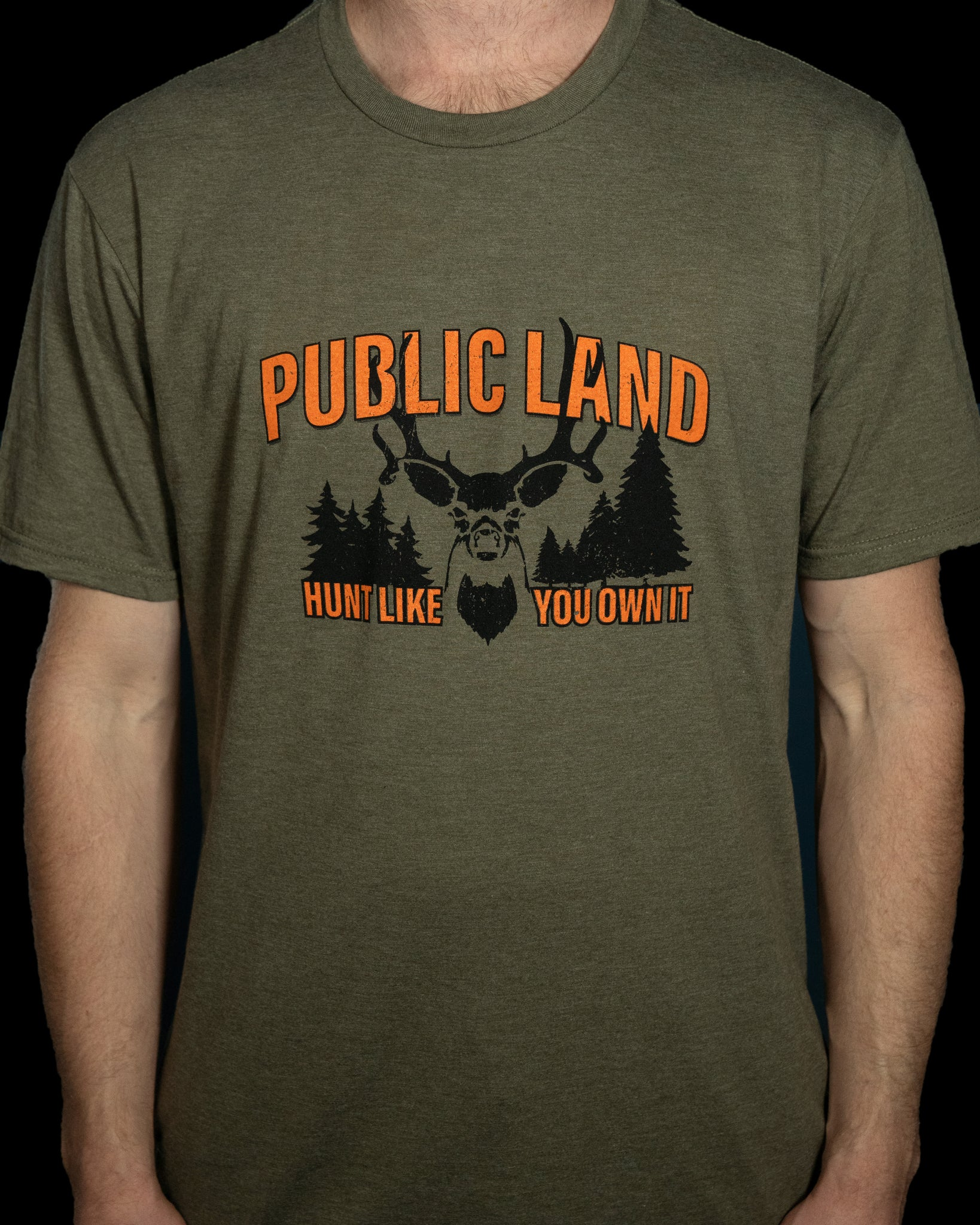 *NEW* PUBLIC LAND MULE DEER T-shirt