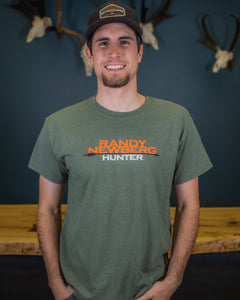RANDY NEWBERG HUNTER T-shirt