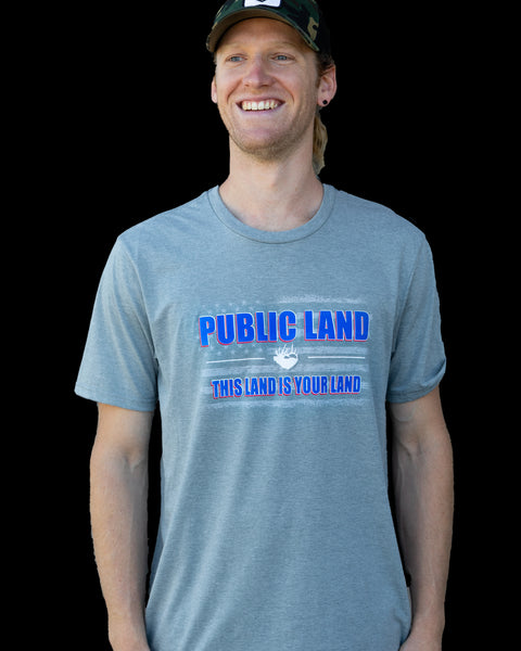 THIS LAND IS YOUR LAND PATRIOTIC T-Shirt