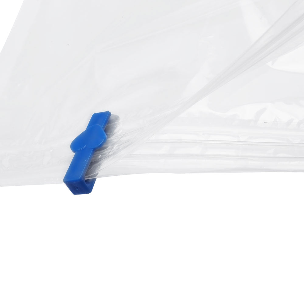 Transparent Vacuum Seal Storage Bag Space Saver